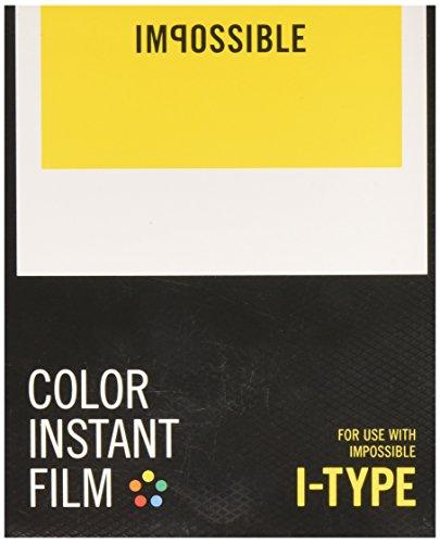 Galleria fotografica Impossible 4521I Type in Bianco e Nero di film per i 1fotocamera con Instant Lab MONOCHROM