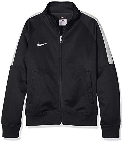 Nike Kinder Jacke Team Club Trainer, black/football white, XL