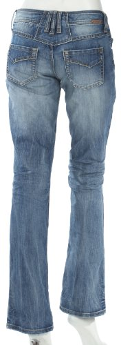 Timezone Jeans Hose Break, 16-5128-3212, cool wash Blau