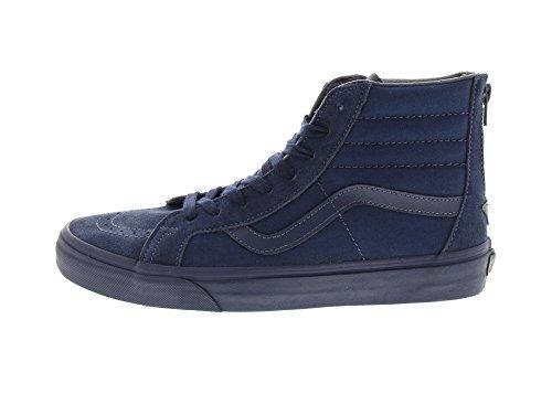 VANS Chaussures - SK8-HI ZIP - mono dress blues Mono Dress Blues