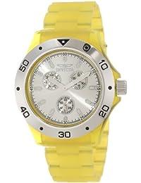 Invicta 1667 - Reloj de pulsera hombre, plástico