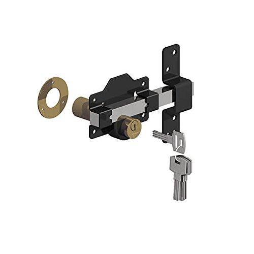 Gatemate 50 mm largo cerrojo con pasador de acero inoxidable de doble