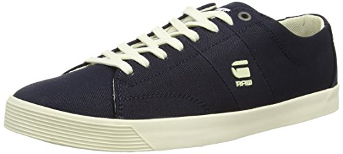 G-Star Raw Uomo, Sneakers, Dex, Nero (Raw-001), 43