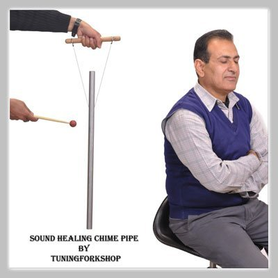 528-hz-healing-tuned-pipe-louder-than-tuning-fork-with-mallethand-stand-free-shipping-by-tuningforks