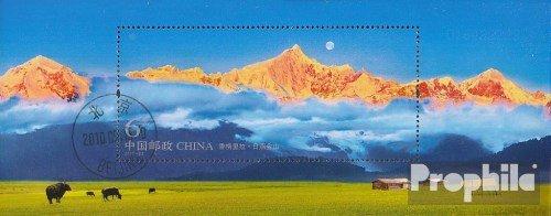 peoples-republic-of-cina-block-166-completaproblema-2010-shangri-la-provincia-yunnan-francobolli-