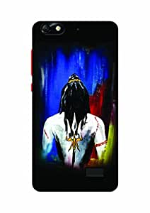 Print Station Printed Back Cover for Huawei Honor 4C
