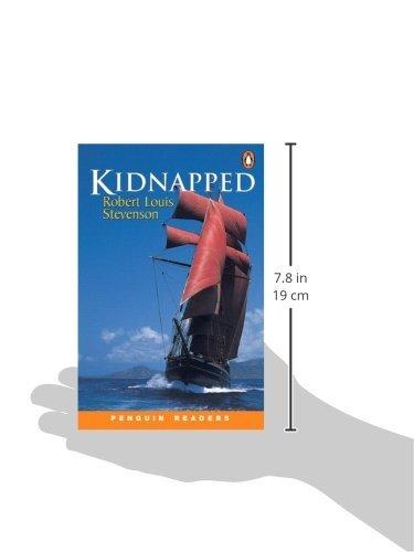 Kidnapped: Peng2:Kidnapped NE Stevenson (Penguin Readers: Level 2 Series)