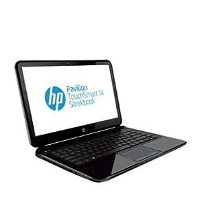 """HP Pavilion 14-b158sf Ordinateur Portable tactile 14"""" (35,56 cm) Intel Core i3 2370M 1,5 GHz 1 To 4 Go Intel HD Graphics 3000 Windows 8 Noir"""