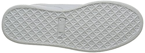 Puma Mädchen Ikaz Mid Serp Sneaker Bianco/Bianco