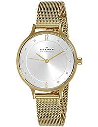 (Certified Refurbished) Skagen Anita Analog Silver Dial Women's Watch - SKW2150#CR