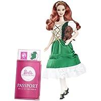 Barbie Dolls of the World: Ireland Barbie Doll