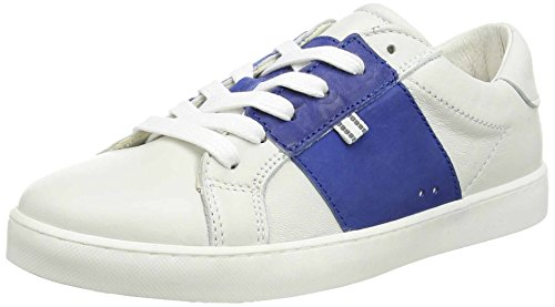 Bellybutton Sneaker, Baskets Basses fille Blanc - Weiß (bianco marino)