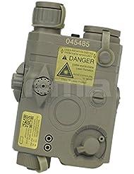 FMA peq-15La-5Batería Dummy Funda para Tactical Airsoft AEG Display (FG) tb420(únicamente la carcasa) no para batería de larga