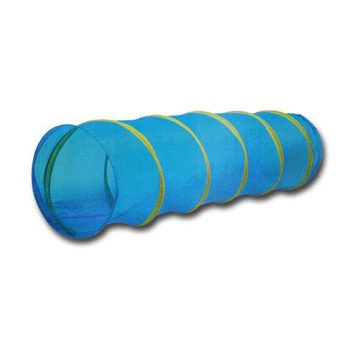 Vedes 71800571 Spieltunnel xxl blau 200 x 60 cm