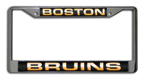 Rico NHL Laser-Chromrahmen, Boston Bruins