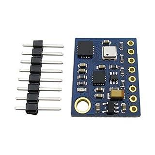 Cloud Sensor 10Dof Lsm303D + L3Gd20 + Bmp180 Gy-89 Sensor Module Magnetfeld + Druck