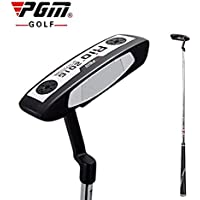 PGM 35cm acero inoxidable inserto de golf putter y # xFF08; Negro y # xFF09; Putter del hombre Rio 2016# tug002