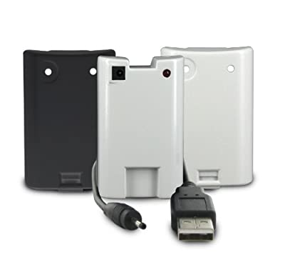 Exspect Black and White Play and Charge Kit (Xbox 360) from Exspect