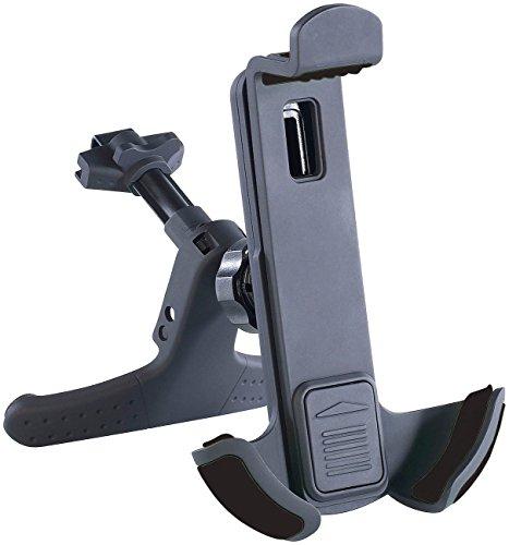 """Callstel Smartphone Halterung: Universal Smartphonehalterung 5""""-6"""" für Lüftungsgitter (Lüftungsgitter Halterung)"""