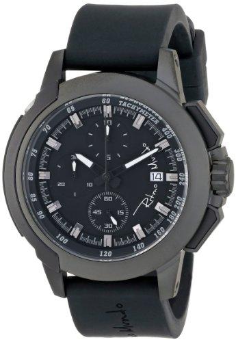 Ritmo Mundo Quantum II 1151/1 Steel & Carbon Fiber Quartz Men's Watch
