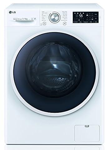 LG Electronics F 12U2 HDM0NH Waschtrockner / 1134 kWh /