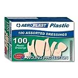 Plástico Extra Fuerte Plastes Surtidos - Impermeable (Caja de 100 Enlucidos)
