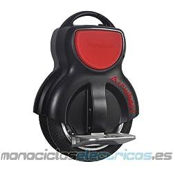 Airwheel - Patín monorrueda eléctrico Q1, se equilibra Solo, Hombre, Q1B170, Negro, 34.8 x 46.6 x 18.9 cm