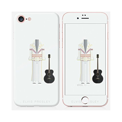 Skinkin Wandtattoo iPhone 7von zu Hause Originelles Design: Elvis Presley von Frederico Birchal