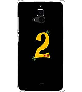 MICROSOFT LUMIA 535 DUAL TWO Back Cover by PRINTSWAG