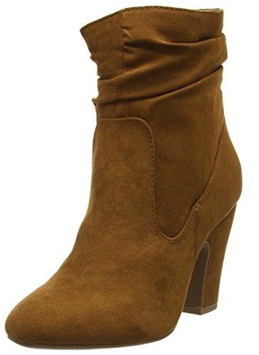 Alisa Unlined, Boots Classiques Femme - Gris - Gris (Gris), 38 2/3Dorothy Perkins