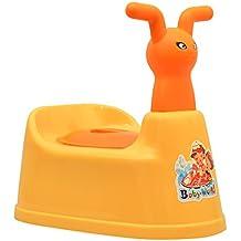 Luke and Lilly Baby Potty Training Seat, Orange