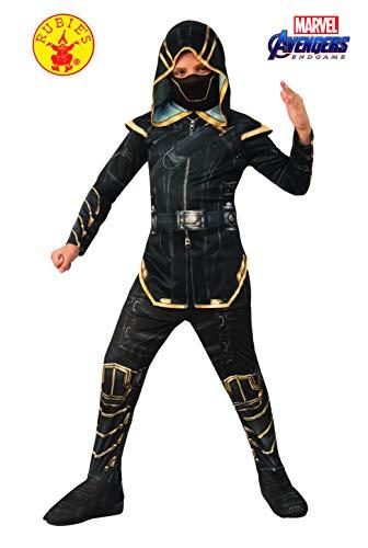 Rubie's Offizielles Avengers Endgame Hawkeye As Ronan, klassisches Kinderkostüm, Größe M, Alter 5-7, Höhe 132 (Hawkeye Kostüm Kind)