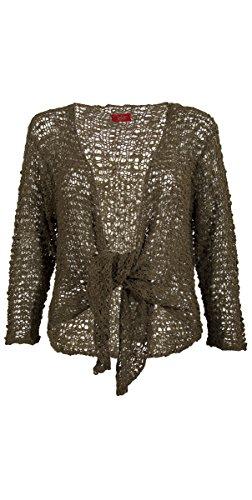 Coline - Veste légère femme - Taille Unique Kaki