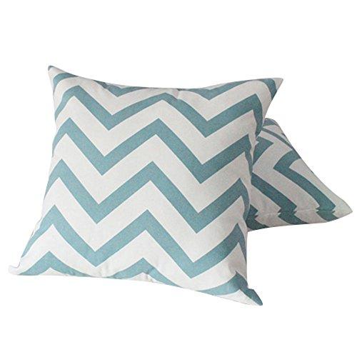 gemini-ripple-couvre-lit-chevron-wave-housse-de-coussin-en-coton-taie-doreiller-bleu-ciel-taille-uni
