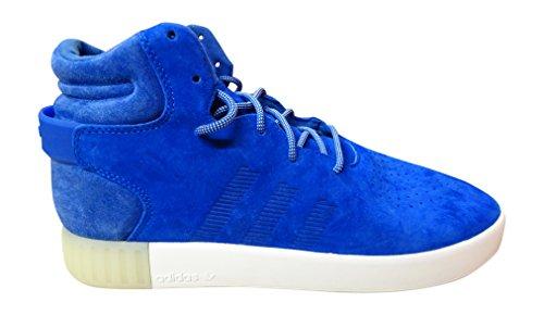 Adidas Uomo Baskets Alte Tubular Invader Blu