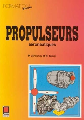 Propulseurs aéronautiques