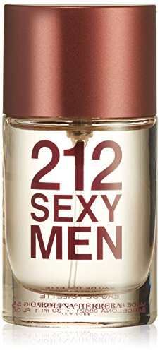 Carolina Herrera 212 Sexy for Men Eau de Toilette - 30 ml