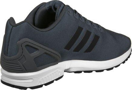 adidas Zx Flux, Chaussures de Gymnastique Homme gris blanc