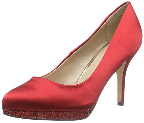 Menbur Belerda Ladies Pumps Rosso (rosso)
