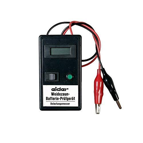 Voltmeter digital - geeignet zum Messen der Zaunspannung am Weidezaun oder der Ausgangsspannung direkt am Weidezaungerät