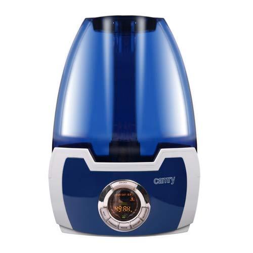 camry CR7956 humidificador 48 W, 5.8 litros, 0 Decibeles, blanco y azul