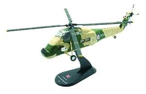 Westland Wessex HU5 diecast 1:72 helicopter model (Amercom HY-12)