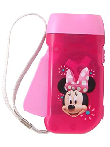 Mickey Mouse Clubhouse Minnie Dynamo Eco Torch