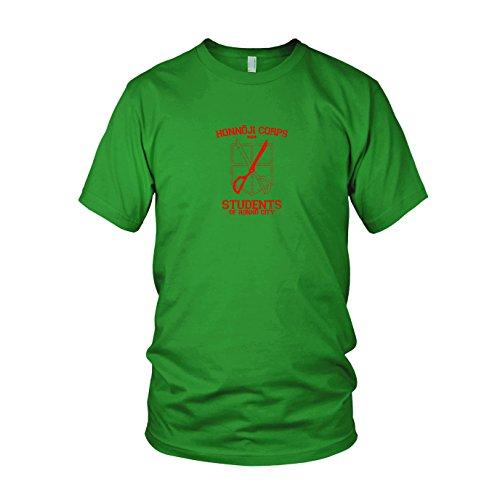 Honnoji Corps - Herren T-Shirt Grün