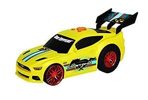 Toy State Road Rippers Wheelie Mustang De plástico vehículo de Juguete - Vehículos de Juguete (De plástico, Amarillo, Coche, Mustang, 3 año(s), Niño/niña)
