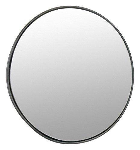 Cablematic PN04031618200173119 Espejo Convexo de señalización Seguridad vigilancia (60 cm Interiores) Color Negro