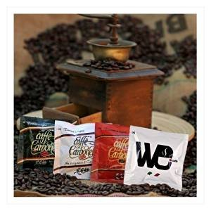 Order ESE Coffee Pods Mixed Variety Pack Classic - Ristretto - 100% Arabica - We Espresso (40) by AromaPass