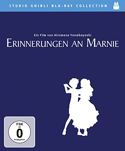 Erinnerungen an Marnie – Studio Ghibli Collection [Blu-ray]