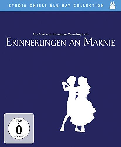 Erinnerungen an Marnie - Studio Ghibli Collection [Blu-ray] -