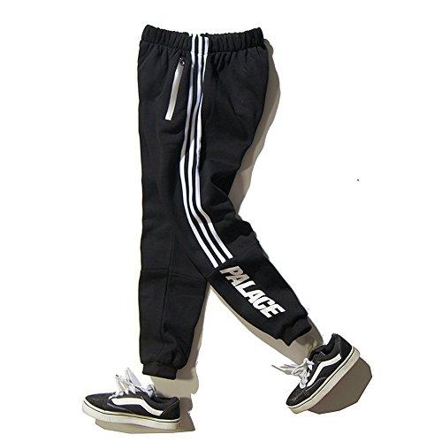 Minetom Sweat-shirts Hommes Rétro à Sweats à Capuche Manche Longue Hoodie Tops Casual Pantalon de Sport Hiphop Baggy Jogging Sarouel Pants